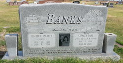 Dollie Elizabeth <I>Nowell</I> Banks