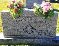 Jennie <I>Bishop</I> Mansfield Ross