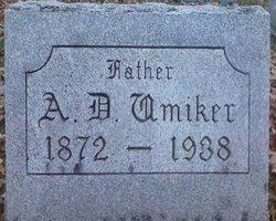 Albert D. Umiker