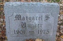 Margaret <I>Schrader</I> Umiker
