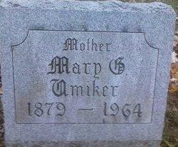 Mary E. <I>Gallman</I> Umiker