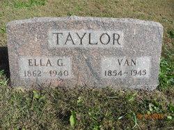 Ella Gray <I>Krusor</I> Taylor