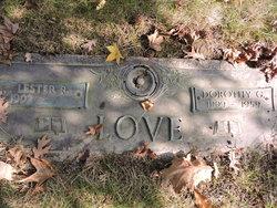 Dorothy G. <I>Schuff</I> Love