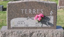 Mathilda Mary <I>Schmitz</I> Terres