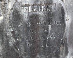 Elzina <I>Tenney</I> Park