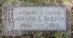 Adolph Edward Barton