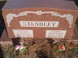 Joseph Hooker Standley, Sr