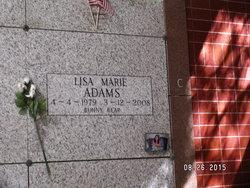 Lisa Marie Adams