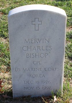 Mervin Charles Bishop