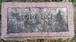 "Elizabeth ""Libbie"" Luce"