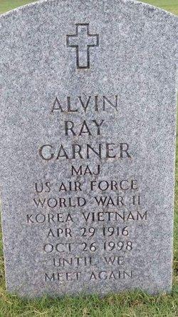 Alvin Ray Garner