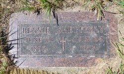 Bessie <I>Hoover</I> Shetterly