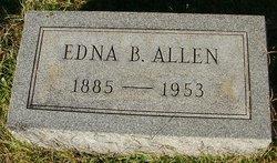 Edna <I>Williams</I> Allen