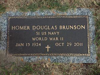 Homer Douglas Brunson