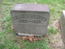 Lillie Cooper Weaver