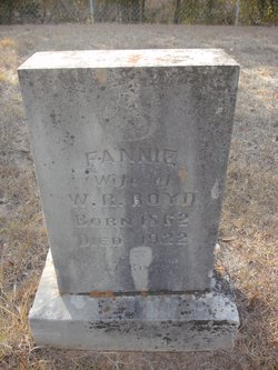Fannie Boyd