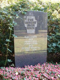 Friedhof Horst-Nord