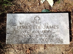 PFC James Lee James