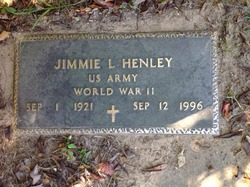 Jimmie L. Henley