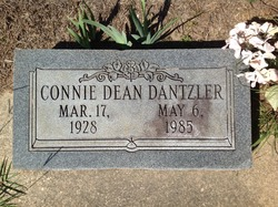 Connie Dean Dantzler