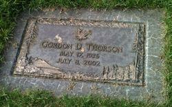 Gordon D Thorson