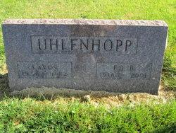 Edward R Uhlenhopp