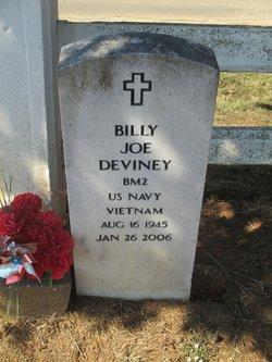 Billy Joe Deviney