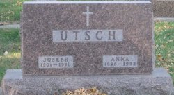 Anna <I>Jaeger</I> Utsch