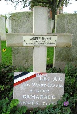 PVT Robert Vanpee