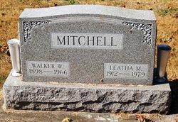 Leatha M. Mitchell