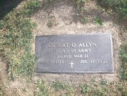 Gilbert Oliver Allyn