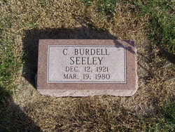 Clarence Burdell Seeley