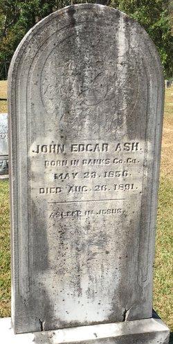 John Edgar Ash