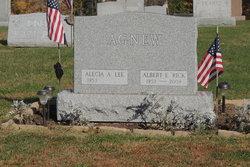 "Albert E. ""Rick"" Agnew"