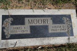 Jame Yancy Moore