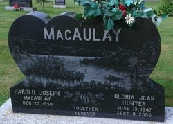 Gloria Jean <I>Hunter</I> MacAulay