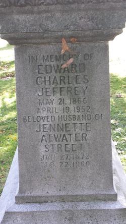 Edward Charles Jeffrey