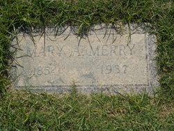 Mary A. <I>Norton</I> Merry