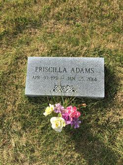 Priscilla Adams