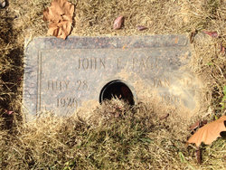 John E Page
