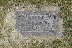 Sanford Erastus Allen