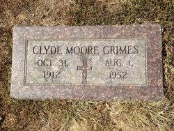 Clyde Moore Grimes