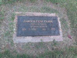 Harold Gene Clark