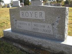 William A Royer