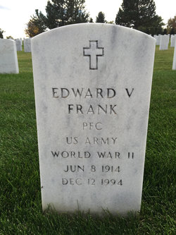 Edward V Frank