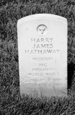 Harry James Hathaway