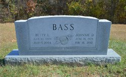 Betty Louise <I>Brown</I> Bass
