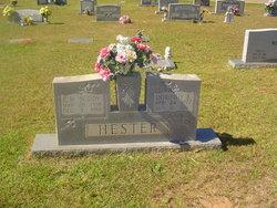 """Dorothy Arilla """"Dot"""" <I>Bailey</I> Hester"""