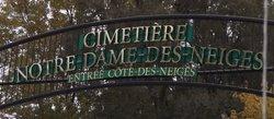 Cimetière Notre-Dame-des-Neiges
