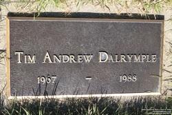 Tim Andrew Dalrymple